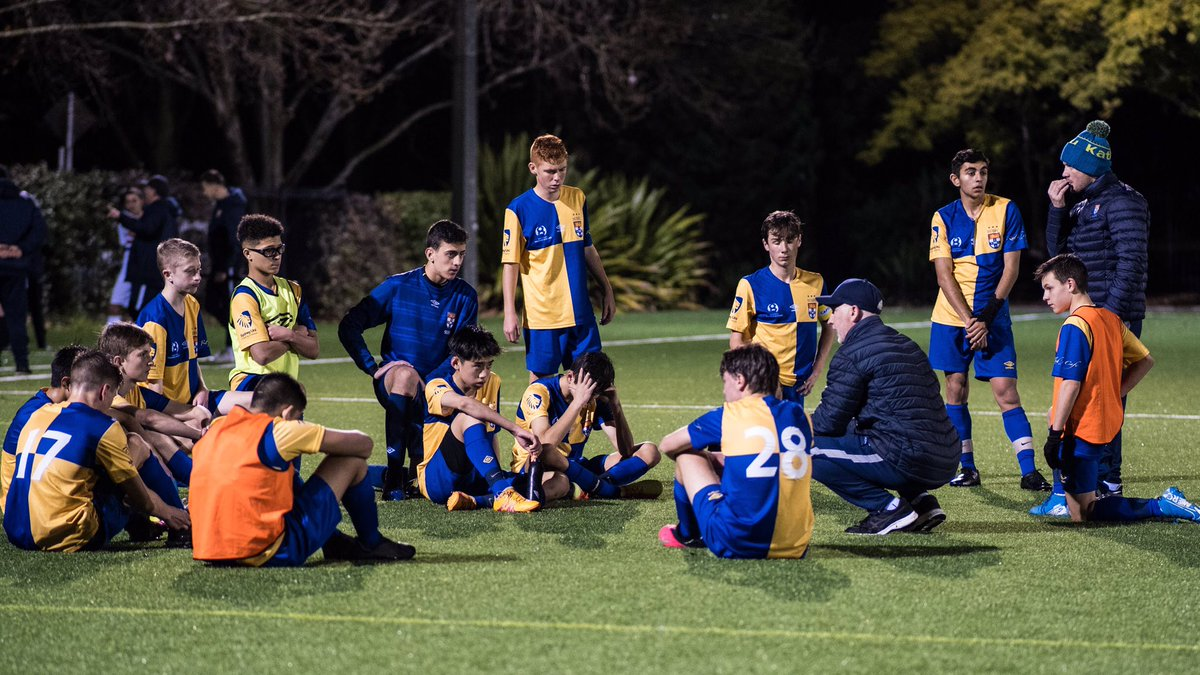 MID-WEEK ACTION | Our Boy's NPL 2 Youth enjoyed some Monday Night Football, as our U15s and U16s hosted @HurstvilleFC ⚽️ we look forward to seeing your U18s again on Wednesday night at SUFG! #MNF https://t.co/XpbuAuL2PZ