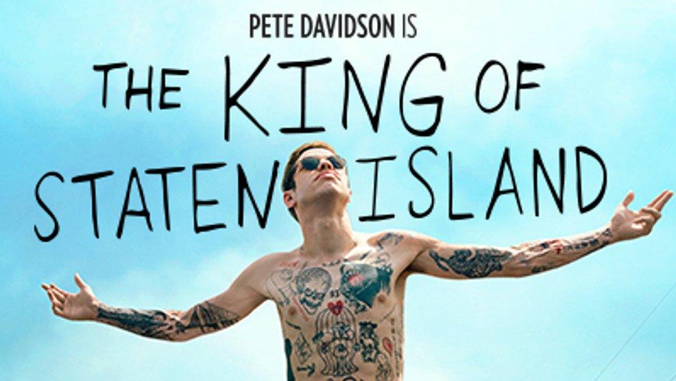 Ete 85 et Felicità sont sympas mais gros coup de coeur pour The king of Staten Island : drôle, touchant, vrai, personnages très attachants... Très bon moment 💞💞 https://t.co/3Tc0gTmg2z