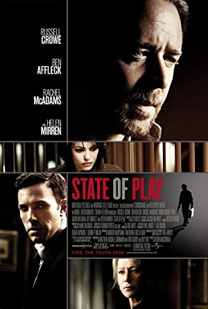 Similar movies with State of Play (2009):      - Murder at 1600     - Patriot Games     - Traffic    More : https://cinpick.com/lists/movies-like-state-of-play …    #similarMovies #whatToWatch #watchTonightpic.twitter.com/h9fMpYN1eH