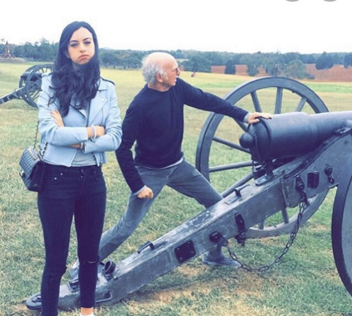 @MonicaBarry545 @MarkHertling It was a long cold day when my parents took me to see Gettysburg as a child. Like Larry David's daughter, I was ready to leave before they were. But I was grateful when I matured and came to better appreciate just what an awful battle it must have been like to have fought in it. https://t.co/3XLC2zh12W