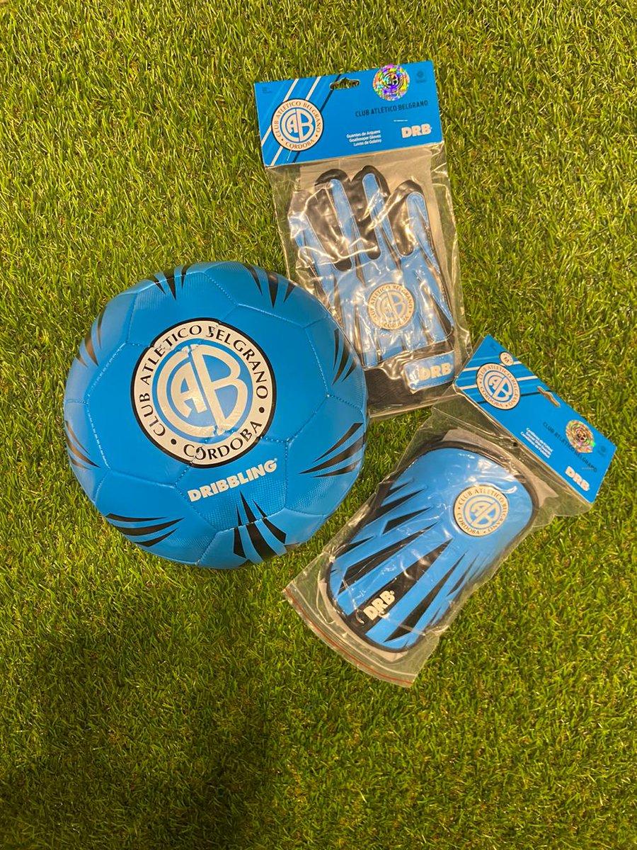 Sportcom vuelve a tener la licencia de @Belgrano para comercializar por 2 años pelotas, canilleras y guantes de arquero. Muchas pymes argentas sigue generando activaciones a pesar de la cuarentena. @dribblingAR @Chris4381Solis #belgranodecordoba #futbol #DiaDelNino https://t.co/Dd3KjhhY57