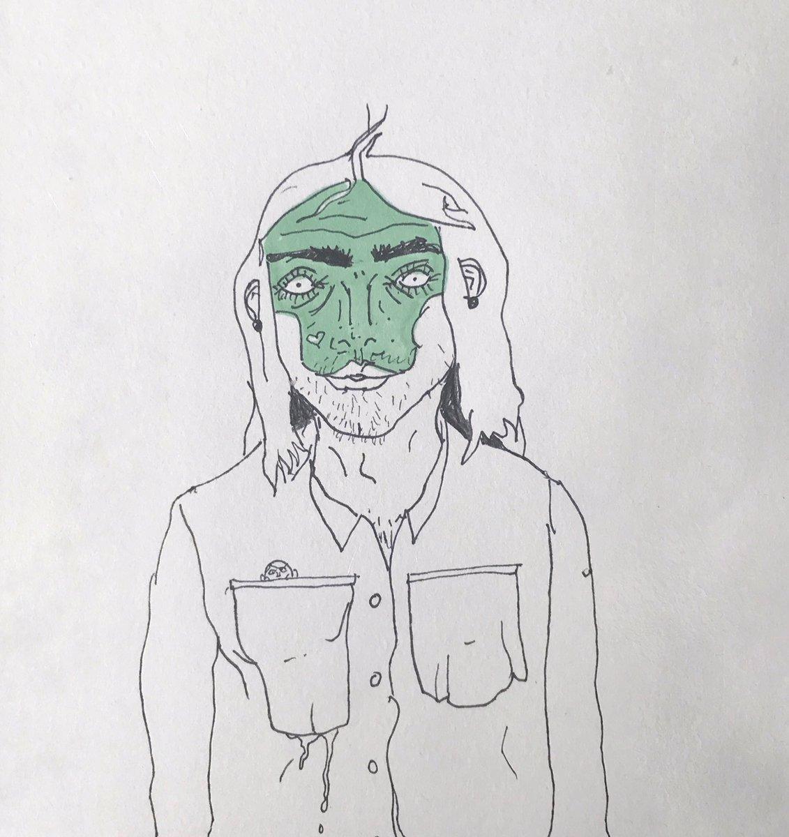 #sketchbook #queerartist #queerart #dailysketch pic.twitter.com/3bgUnsydO2