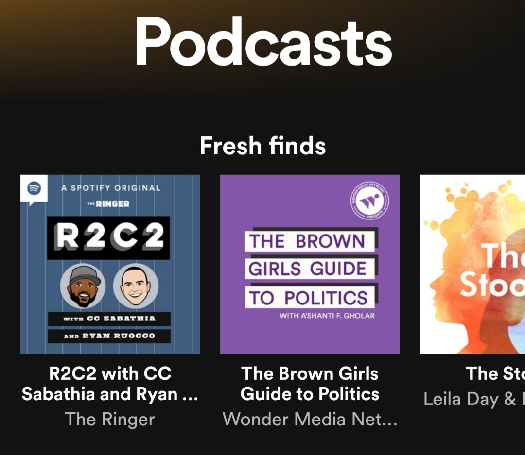 Thank you for featuring @thebgguide @spotifypodcasts! Bonus season coming this month!