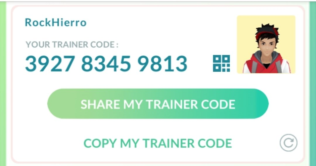 Add me #PokemonGOFest2020 #PokemonGoRaids #PokemonGOfriend #PokemonGOCommunityDay #PortfolioDay #pokemongopromocode https://t.co/kdGqw1CQ9D