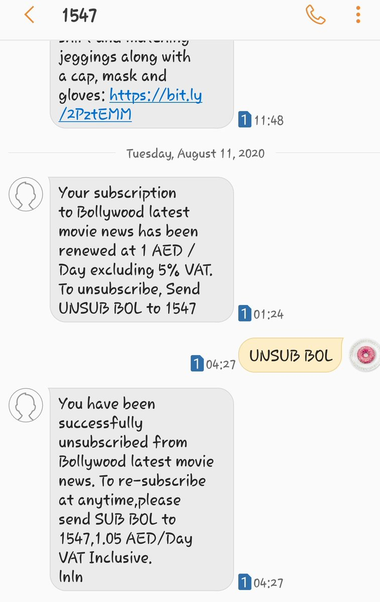 @dutweets i have enough of this torture how can you activate subscription on your own du. Refer the attached screenshot other day i was struggling to deactivate 2 aed data bundle pack. I want my full refund of money forcefully charged 0527911655 asap.pic.twitter.com/Xp6FQncmkz
