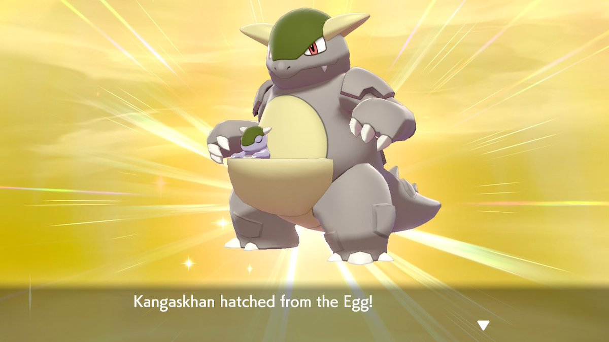213 eggs for this too ! Right after the Marill ! #shinyhunter #shinypokemon #PokemonSwordandShield #pokemonshieldpic.twitter.com/danhZFcnGA