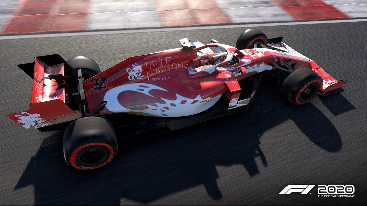 F1 2020 Releases Michael Schumacher DLC for Charity #Formula1 #MichaelSchumacher  https://t.co/hbiwIrPQoj https://t.co/vfTdkPVXmD