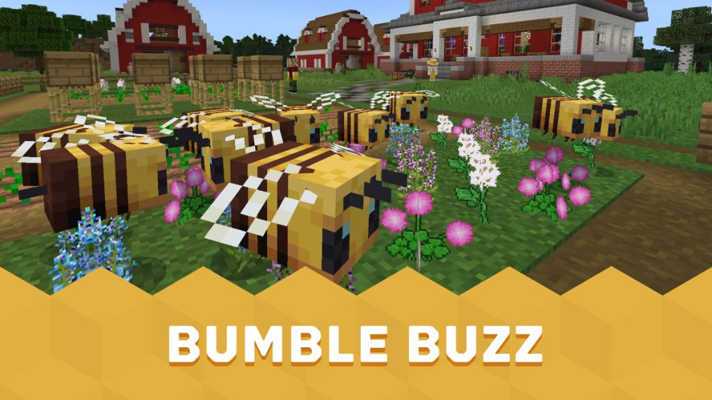 The #LessonOfTheWeek comes from our new #BuildWithBees lesson pack, created in partnership with @kidsandbees. Bumble Buzz teaches students about bumblebee species using #MinecraftEdu, an online database, and their own observations! Get the lesson: https://t.co/m0ne4SlZXI https://t.co/JIxTo26voi