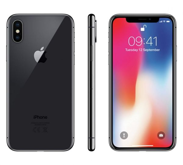 Apple iPhone X Fully Unlocked With 64GB Storage, A11 Bionic, 12-Megapixel Camera Available For $449 https://buff.ly/3isEnVHpic.twitter.com/jUGcKvSC0O