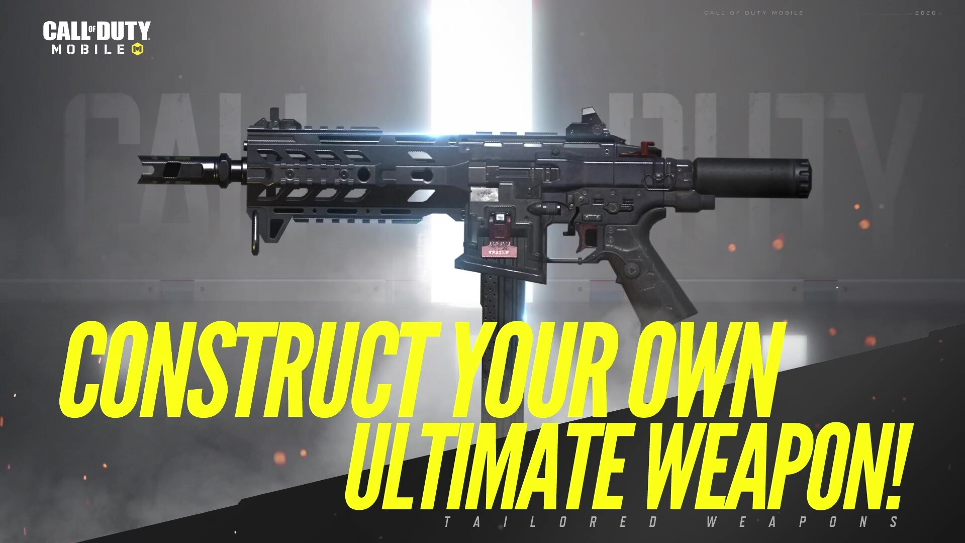 Call of Duty Mobile Weapon Gunsmith