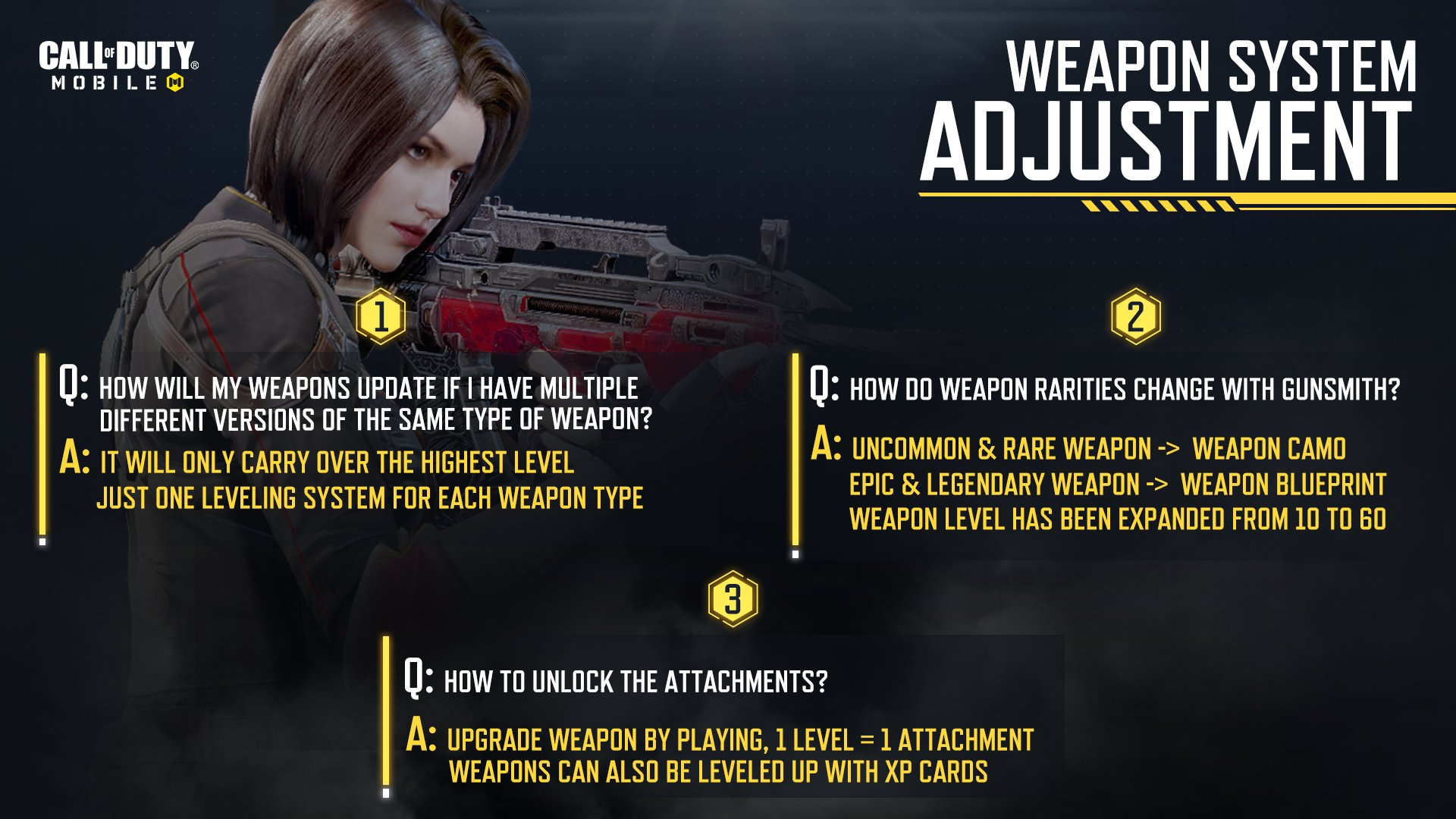 Call of Duty Weapon System