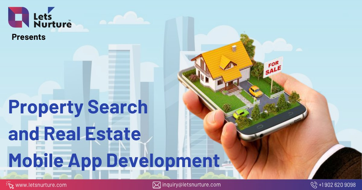 More than 80% of buyers of new property use the internet and mobile search to research before they actually commit to the real estate agents. Get in touch today to develop your real estate platform #realestate #realestateapp #mobileapp #buyandsell #onlinesearch #property #rental