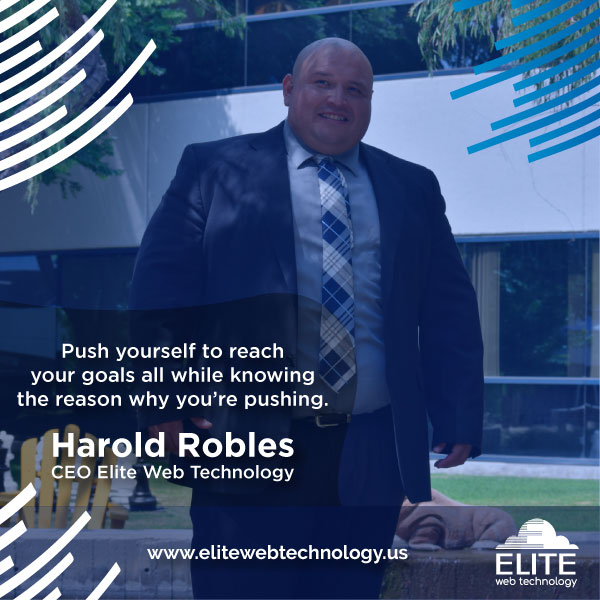"Stay determined and focused with your goals in mind Most important, have your reason ""why"" fuel your drive during the race.Harold Robles CEO Elite Web Technology  #Dreamscometrue #Ceo #CeoLife #entrepreneur #Business #BusinessMan #EliteWebTechnologypic.twitter.com/vVtRUPzp4H"