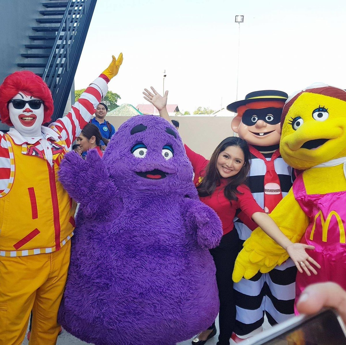 And happy 3rd year anniversary to the store who started it all for Mainedei Corporation.. Mcdonalds Sta. Clara! Thank you for teaching me to be resilient and to be kind.. always. Will forever be saying #lovekoto! ❤️💛 https://t.co/76jb8Fa2OP