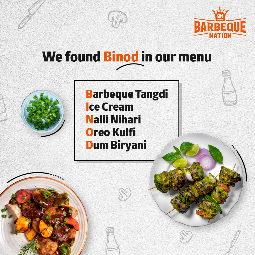 Look who did we find Binod. Dine-in and try our #Binod variety of dishes. https://t.co/BrZytsEcye