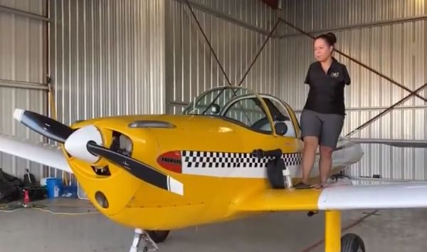 My @Rotary buddy Sarah Tuberty and armless pilot Jessica Cox celebrate 30 years of the ADA in this very cool video: https://t.co/RME31rcqWG #5DTC #CatholicEdChat #LeadLAP @ADANational #disability #DisabilityRights https://t.co/mh4O5iiM13