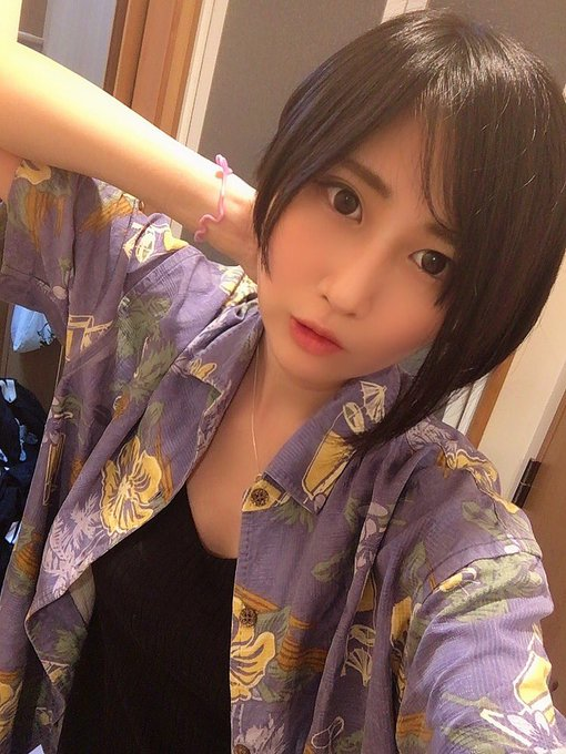 グラビアアイドル美東澪のTwitter自撮りエロ画像63