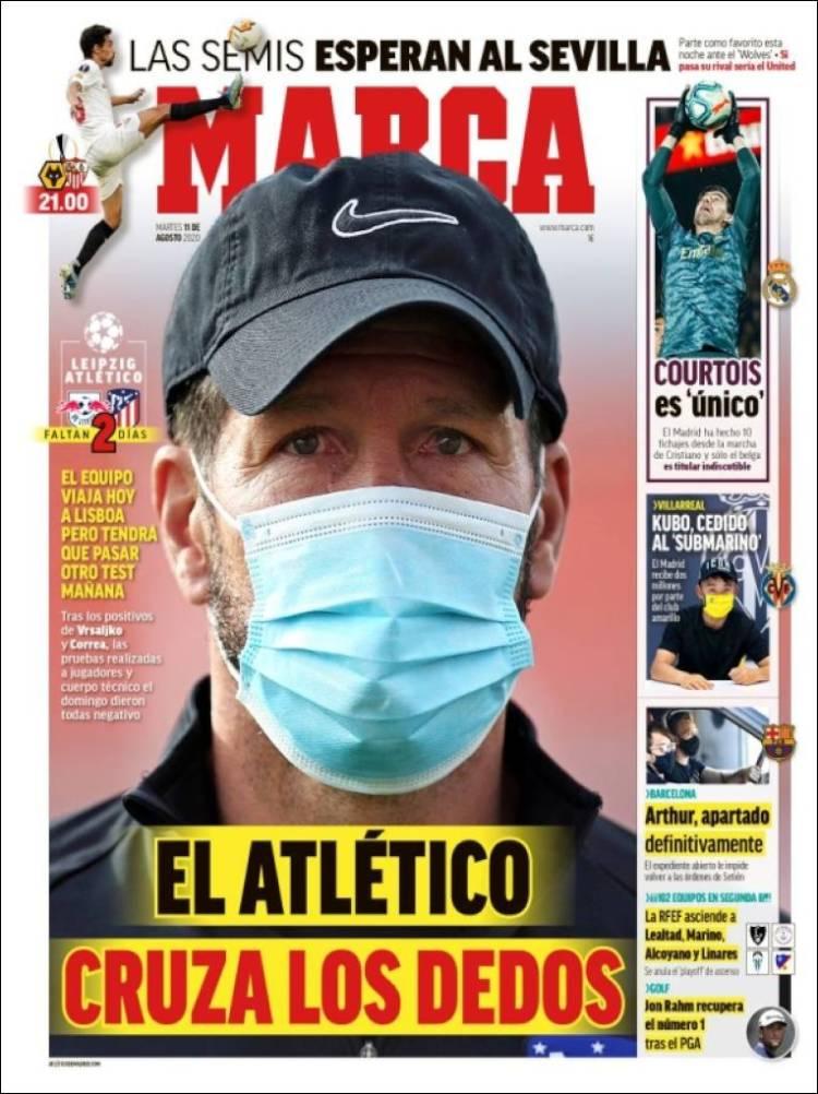 https://t.co/uIVgKp8tsM #Marca #Football #Espana #News #UE #Europe #USA #Trump #SergioMattarella #GiuseppeConte #International #Italie #Italy #Coronavirus #Mib30 #Euro #Justice #Virus #Zidane #Football #FIFA #Casillas #Covid #Zanardi #F1 #Ferrari #Madrid #Liban #Beirut https://t.co/18IFPiptAZ