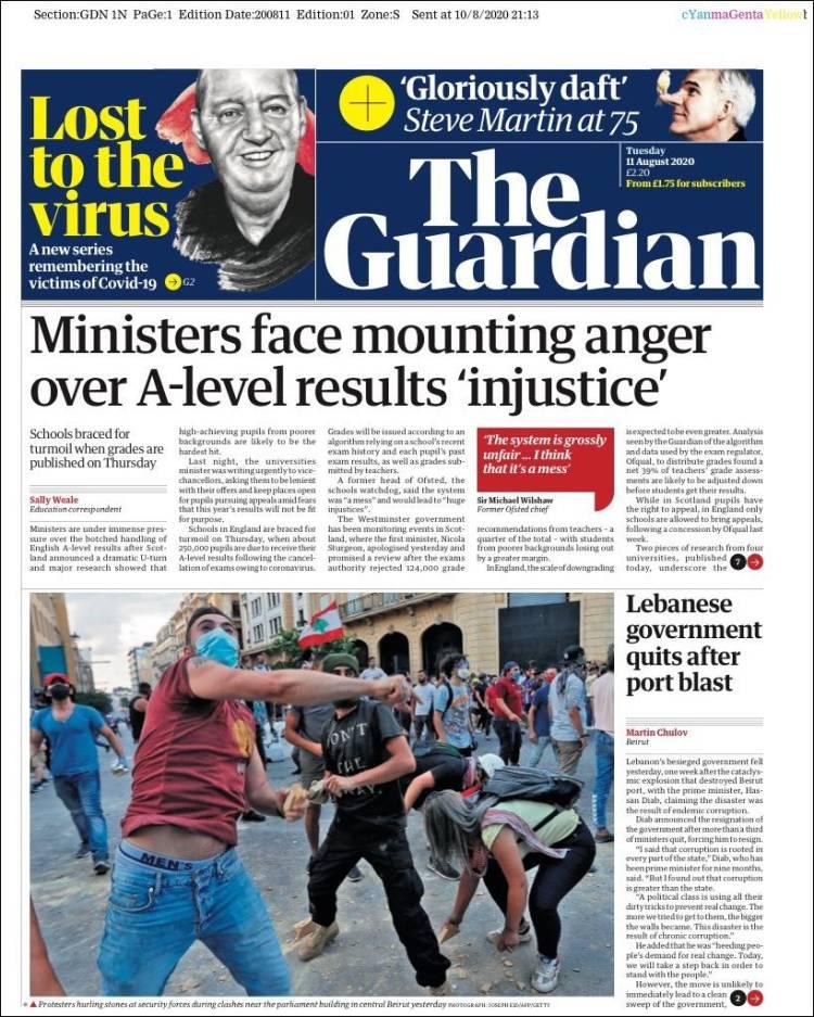 https://t.co/xkEYvpwV0o #TheGardian #Gardian #UK #UE #USA #Trump #Queen #Macron #RoyaumeUni #International #FTSE #FTSE100 #London #PM #Coronavirus #Covid #PrinceHarry #Justice #USA #BorisJohnson #Sunak #PrinceWilliam #Epstein #PrinceAndrew #Maxwell #BLM #F1 #Lebanon #Beirut https://t.co/2PXPOyT0rN