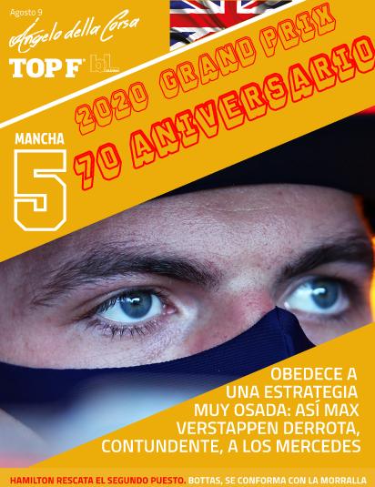 #f1 #formula1 #f12020 #formulauno #formulaone #f1news #f1pics #f1fans #motorsports #motorsportsf1 #news #f1history #sports #deportes #ULTIMAHORA La celebración de los 70 años disponible en su #Revista bLinker #Gratis #Free y por tiempo limitado RT 👉https://t.co/0OcrX1P9wF https://t.co/nvm7Lqy6nn
