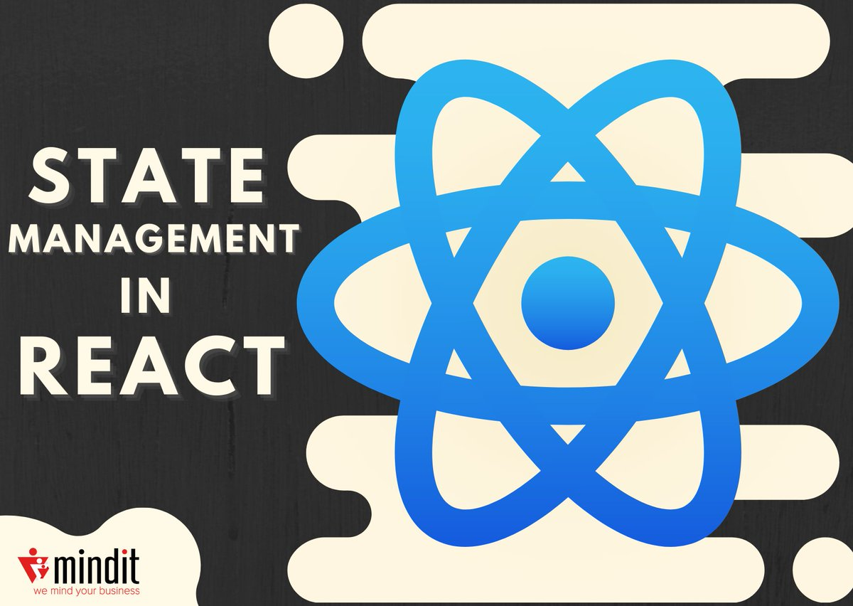 """Today is about our new article """" State management inReact """"   YOU CAN'T MISS IT: https://mindit.io/blog-posts/state-management-in-react…   If you like it, REACT!  #newarticle #react #readmore #react #instatech pic.twitter.com/usrCveyim2"""
