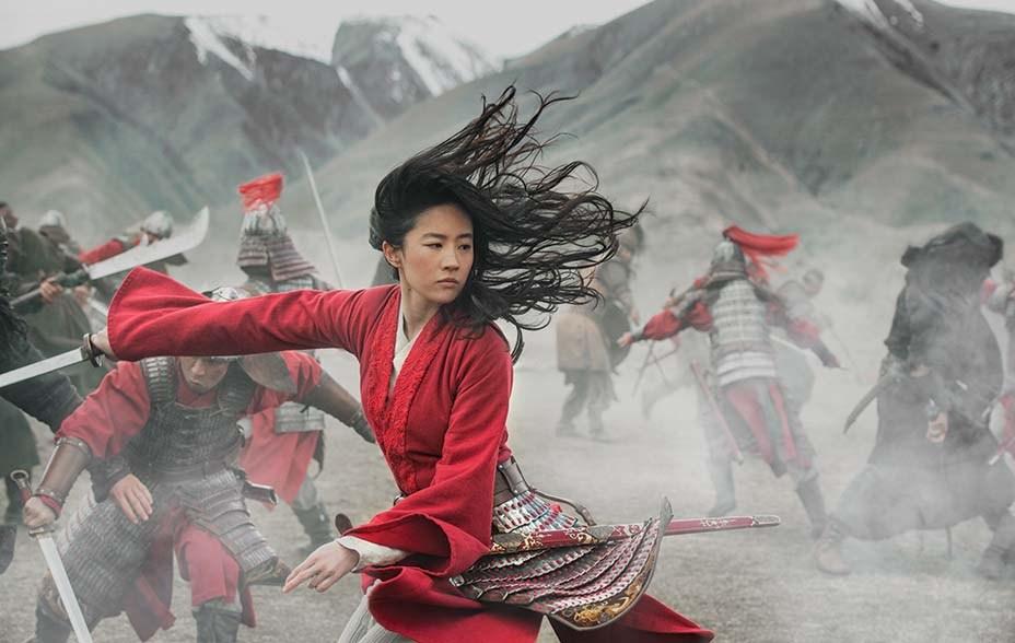 MULAN will have Theatrical release in China #Disney #Mulanpic.twitter.com/LzHUpy4EUs