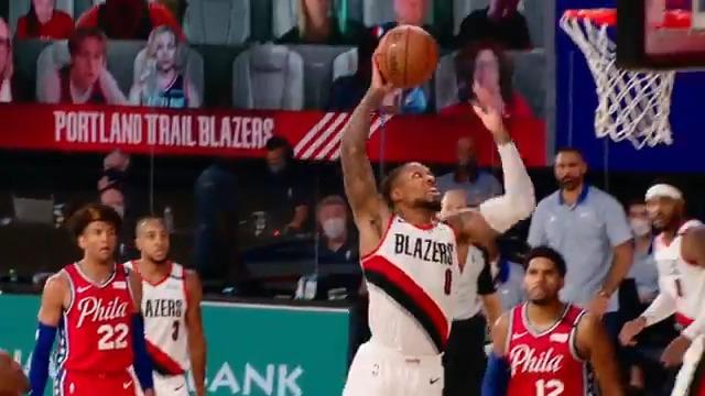 Lillard İçin Farketmiyor! ⌚ #PhantomCam  Playoff'a kalma mücadelesinde Grizzlies'in yalnızca 0.5 maç gerisinde olan @TrailBlazers'ta @Dame_Lillard her an, her rakibe karşı güvenebileceğiniz bir el. #NBAEvenings  💻📲 TrailBlazers-Mavericks Maçı ➡️ #NBA LP https://t.co/n0D8ZnbzES https://t.co/FLzdkhPwuq