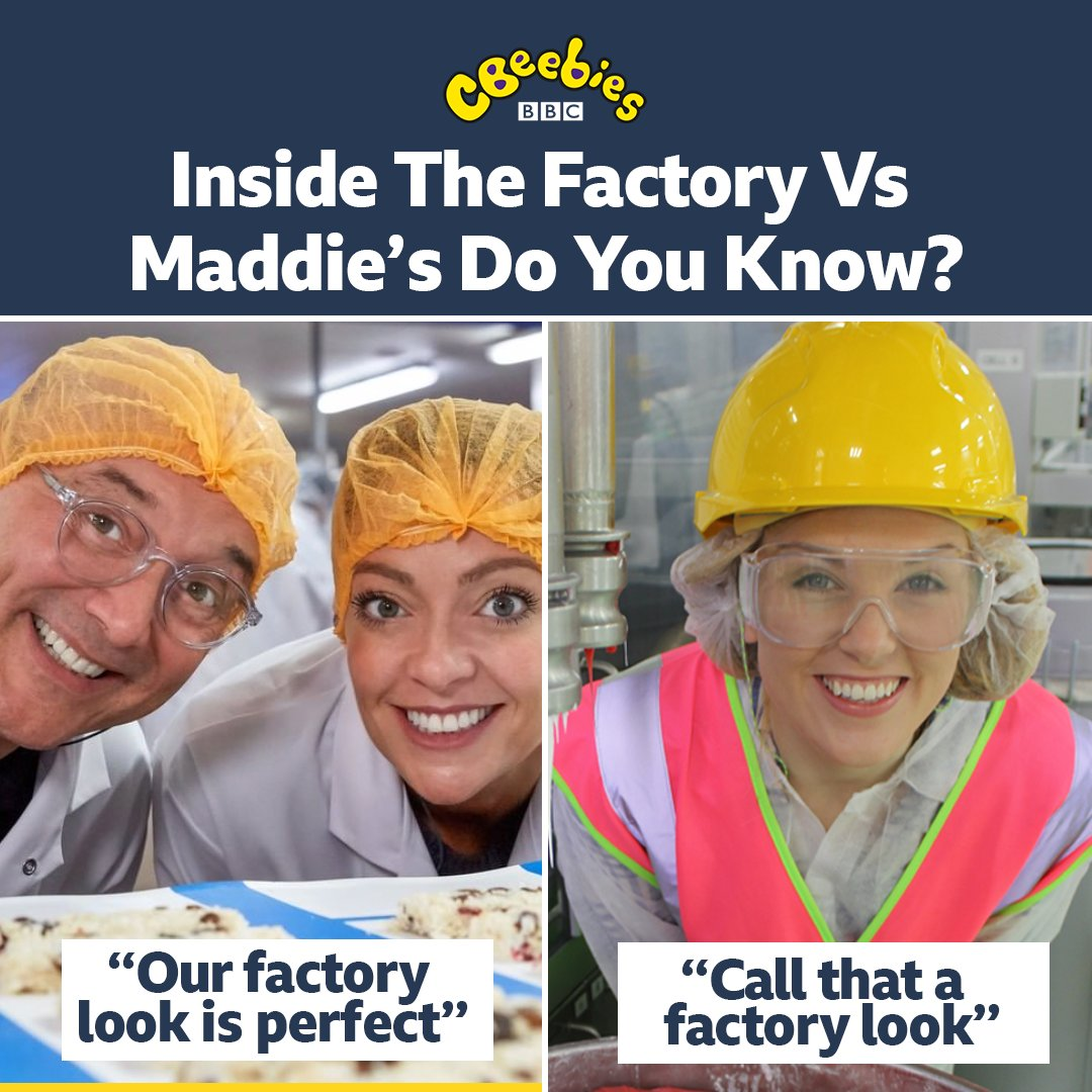 Just a little friendly rivalry @BBCTwo! 😂  We love you really @cherryhealey & @GreggAWallace 😘  Do you stream both on iPlayer? 🤔  @MaddieMoate https://t.co/6DRXApbXNC