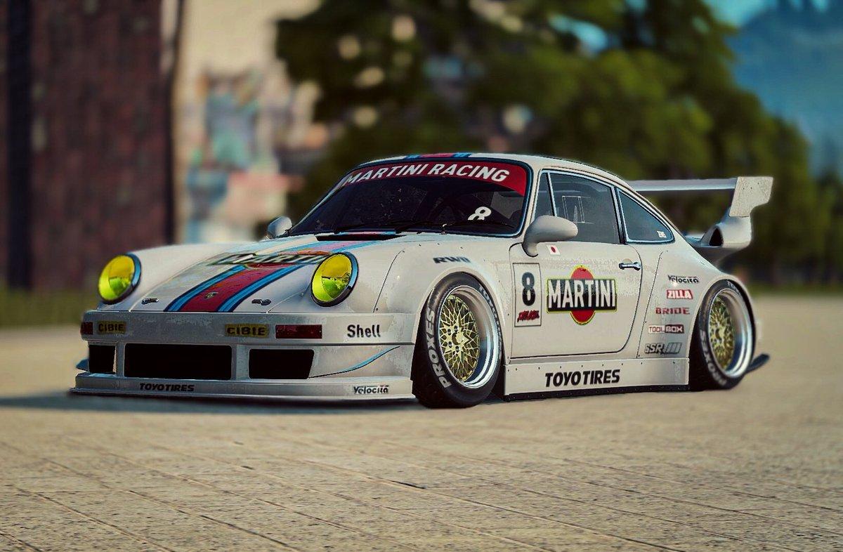 Need for speed PORSCHE 911 Carrera RSR  NISSAN/DATSUN  Fairlady Z(240Z)  #nfsheat #needforspeed #porsche  #nissan #pandem #rwbpic.twitter.com/oNik6YEMeD