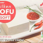 Image for the Tweet beginning: MORINU Norinu Tofu Soft 349g