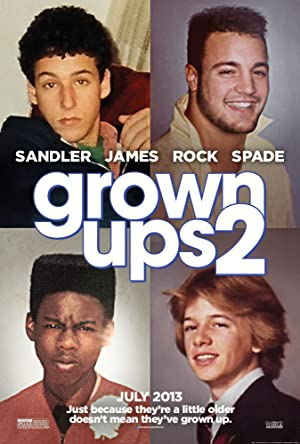 Similar movies with Grown Ups 2 (2013):      - Undertaking Betty     - Finding Bliss     - 10 Rules for Sleeping Around    More : https://cinpick.com/lists/movies-like-grown-ups-2 …    #watchTonight #whatToWatch #findMoviespic.twitter.com/DmZ5C30N51
