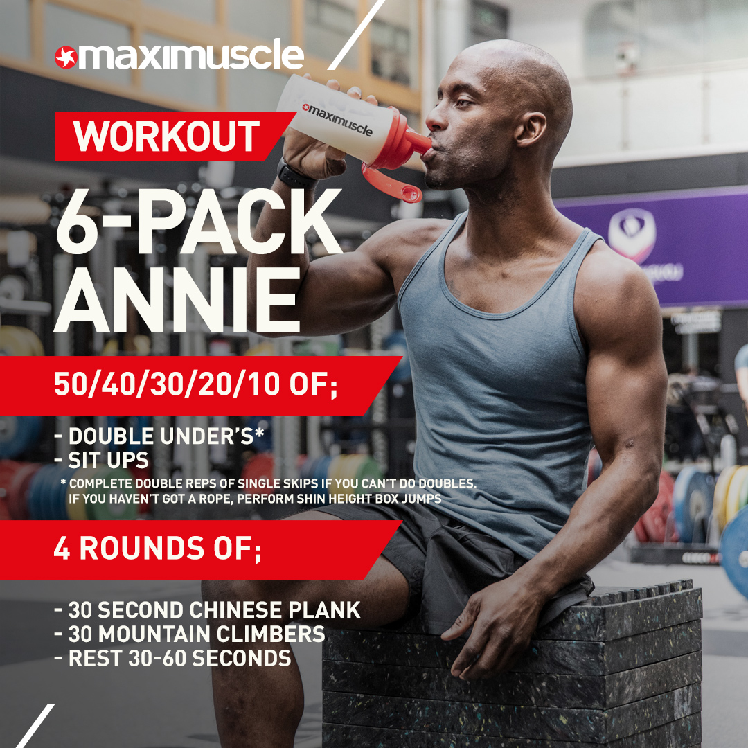 Whose ready for a workout? Time to grab your skipping rope get out in the park and give this burner of a workout a go!!   #WOD #WorkoutOfTheDay #Abs #Core https://t.co/3OVoKKLhGt
