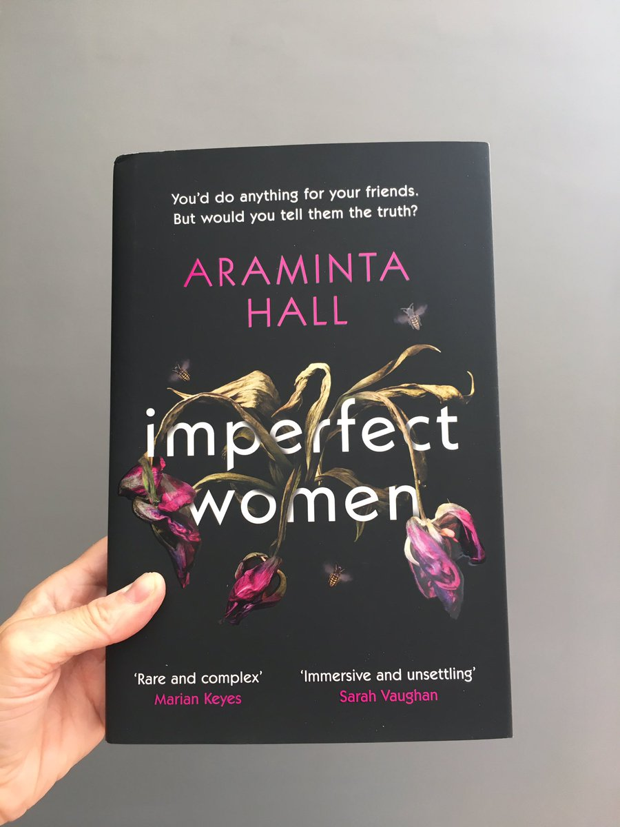 Some lovely book post!  Imperfect Women by @AramintaHall Published by @orionbooks on August 20th. Looking forward to taking part in the #blogtour later this month. Thank you @FrancescaPear https://t.co/ly2O5WG00z