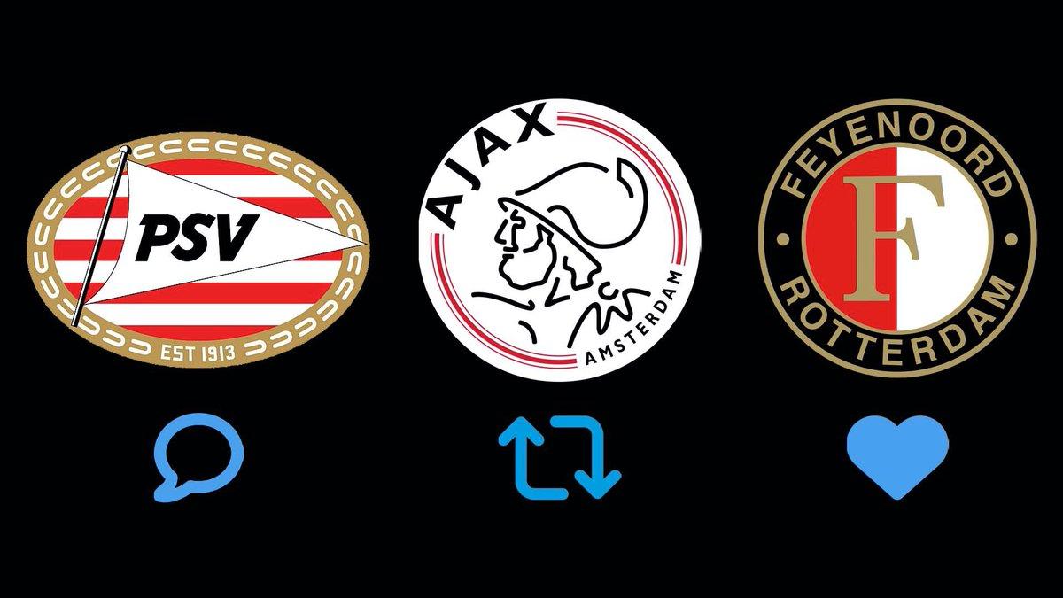 De Derde Helft On Twitter Wie Heeft De Irritantste Fans Ajax Psv Feyenoord