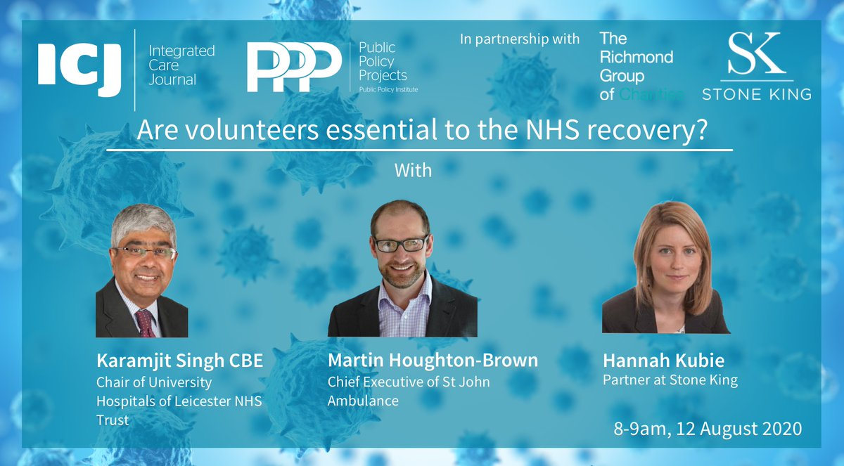 test Twitter Media - Join @Leic_hospital Chair, CEO of @stjohnambulance, @hblondon and Partner at @StoneKingLLP, @CharityLaw_UK for our Virtual Breakfast tomorrow, 12th Aug at 8-9am. Join here: https://t.co/37gbed6JN2 https://t.co/E4ZQLTjsrW