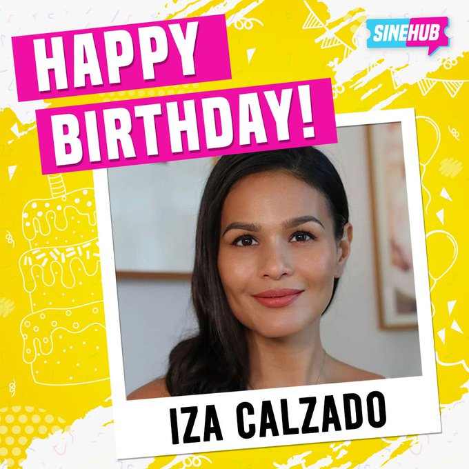 Happy birthday to this beautiful Leo miss Iza Calzado!