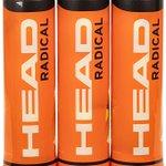 Image for the Tweet beginning: HEAD Radical Tennis Balls, Triple