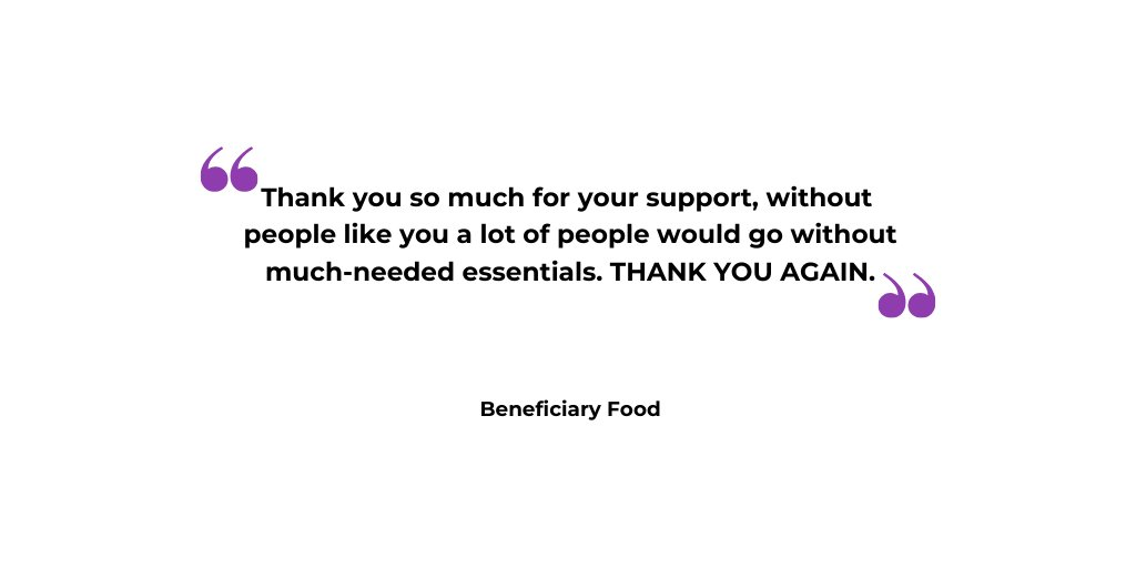 Thank you very much for all your kind words. It really means a lot to us and we love supporting families and individuals in need.   #feedback #clientlove #kindwords #clientsupport #testimonials #reviews #customerfeedback pic.twitter.com/FhGBiZSoth