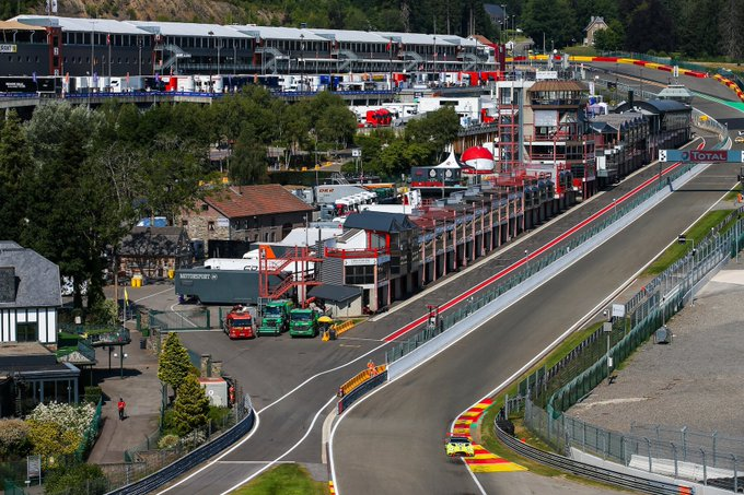 When the @Total #6HSpa begins…