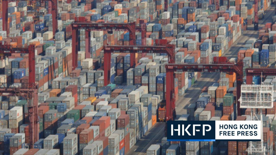 Hong Kong goods exported to the US must now be labeled 'made in China'   https://t.co/UiEFgGSaVp https://t.co/kfmsruW1NI