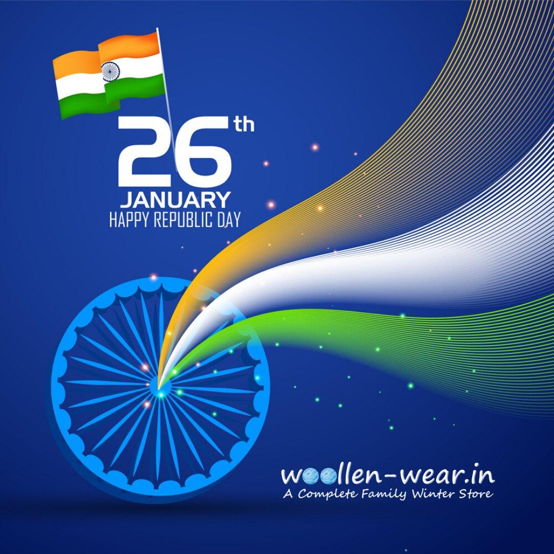 """"""" Happy Republic Day """"  #happyrepublicday #republicdayindia #republicday #incredibleindia #republicdaycelebration #proudindian #republicday2k20 #republicdayparade https://t.co/kuQ8ij2qQk"""