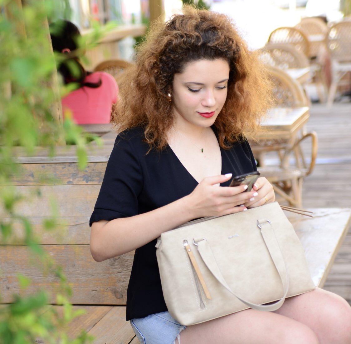 Ideal basic for every summer day _________ Básico ideal para todos los días de verano. #matties #bags #verano #nature #style #stylish #summer #newcollection #classicbag #spain #bolsos #tendencia #trend #moda #regalo #gift #citybags #nuevacolección #matiassalvapic.twitter.com/bvrjY8g9Oe
