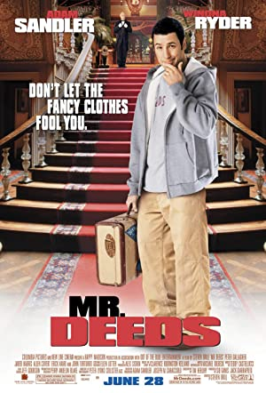Similar movies with Mr. Deeds (2002):      - Mr. Deeds Goes to Town     - Good Advice     - Hitch    More : https://cinpick.com/lists/movies-like-mr-deeds …    #watchTonight #whatToWatch #findMoviespic.twitter.com/xzHT3QsL4O