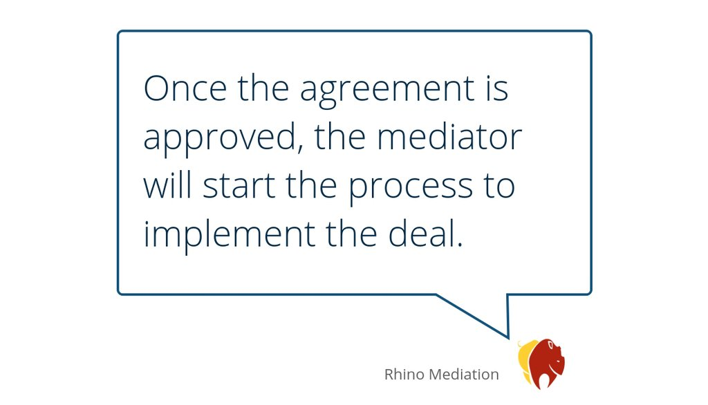 What happens if the other party does not attend Mediation? ▸ https://lttr.ai/UzBF   #AttendMediationChooses #ProvideWrittenInstructions #FamilyLawCasespic.twitter.com/SDpWLlySxR