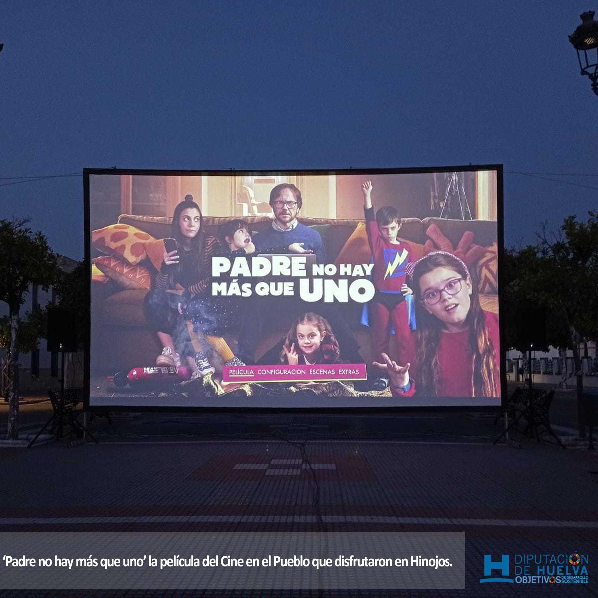 Todos los días de la semana ¡nos vemos en el #CineEnElPueblo!  HOYestaremos en #Alosno disfrutando con 'Spiderman. Lejos de Casa' en el Polideportivo Municipal a las 22:30h  Y saborea el #SéptimoArte ¡cada día de tu #verano! @aytoalosnopic.twitter.com/fJA898dEB1