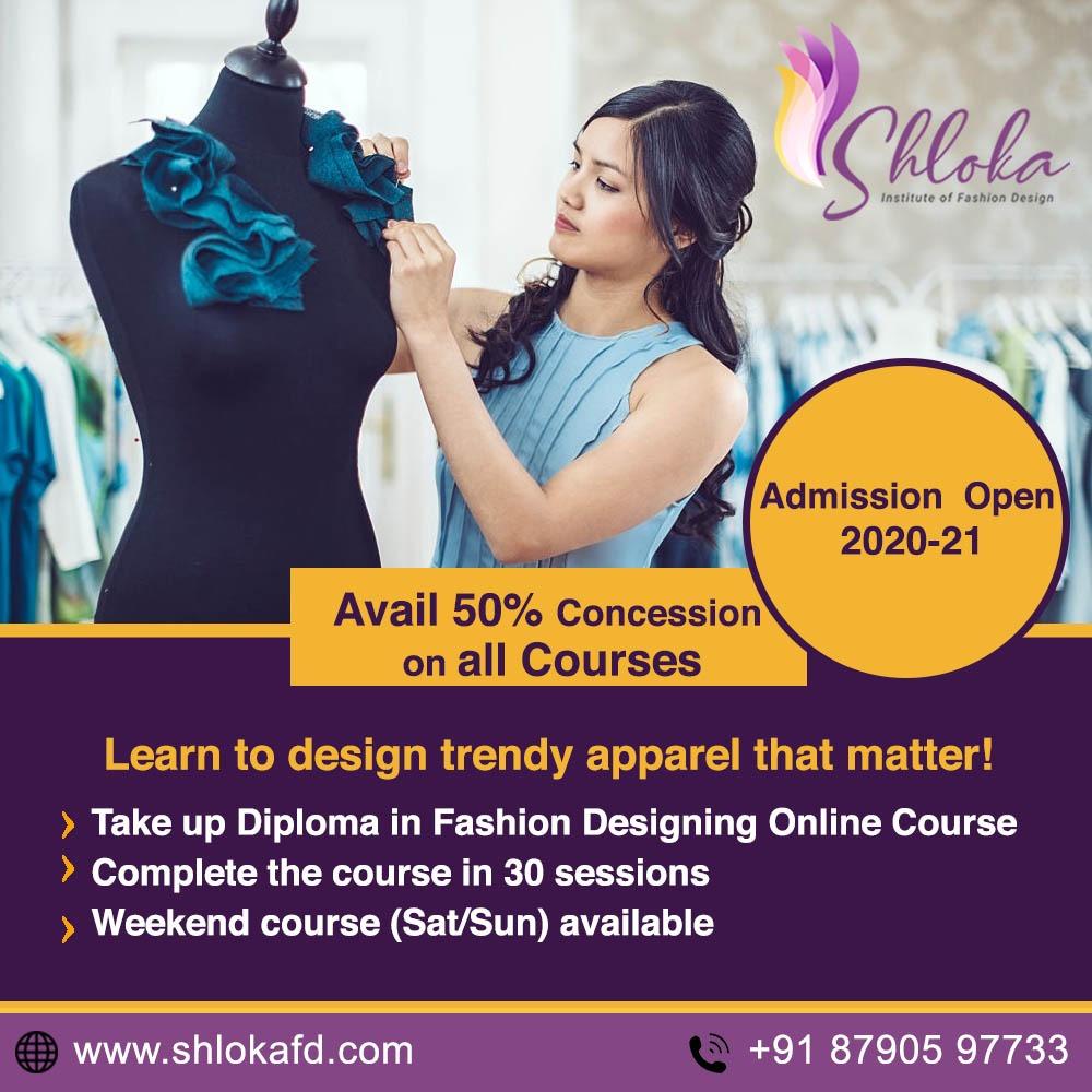 Shloka Institute Of Fashion Design Ofshloka Twitter