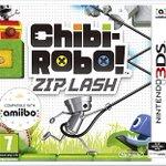 Image for the Tweet beginning: Chibi-Robo! Zip Lash (Nintendo 3DS)