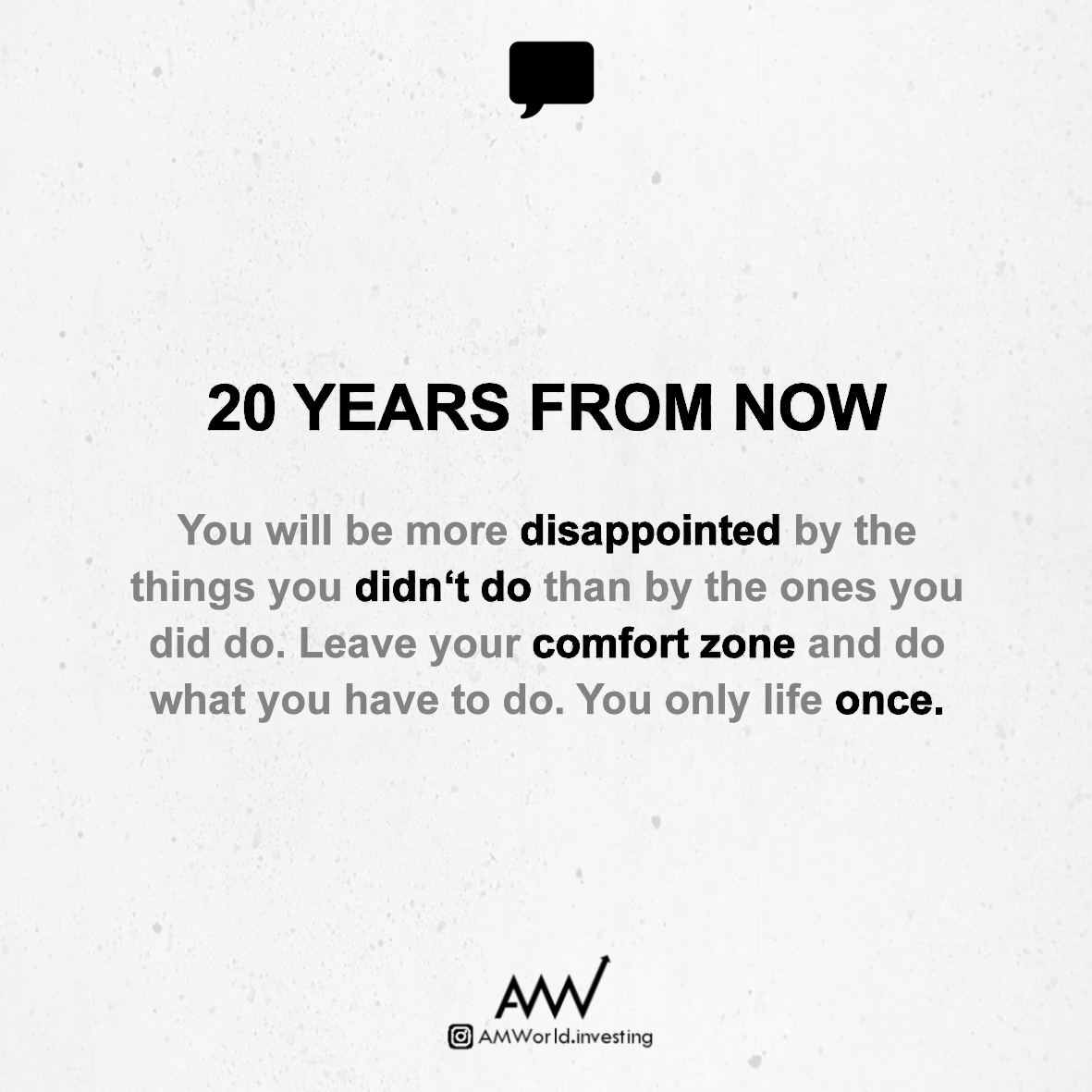 We should keep in mind that there's no principle that says we always succeed at whatever we attempt. There is a potential loss when ....   Check full post in IG  https://www.instagram.com/amworld.investing/…  #leavethecomfortzone #changeyourmind #entrepreneurfacts #entrepreneurgoals pic.twitter.com/YpGKOehFBD