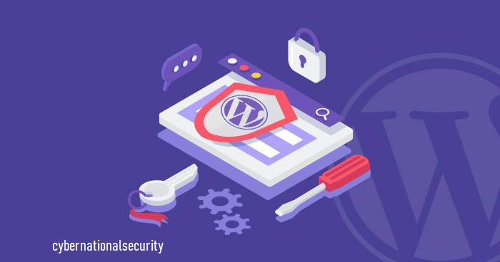 10 Ways how to Secure Your WordPress Website https://cybernationalsecurity.net/10-ways-to-secure-your-wordpress-website/… #computerscience, #computerengineering, #cybersecurity, #infosec, #cybernationalsecurity, #encryption #IoT,  #AI, #dataprotection, #attack, #databreach, #fresh, @WordPress, #devops,pic.twitter.com/kWCht5WmkK