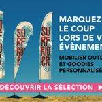 Image for the Tweet beginning: 🆕 PRODUITS 🆕  Démarquez-vous et renforcez